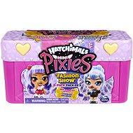 Hatchimals Mini Pixies Puppen 4 Stück im Koffer - Pink - Figuren