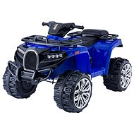 ALLROAD 12V Quad - blau - Kindervierrad