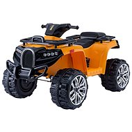 ALLROAD 12V Quad - orange - Kindervierrad