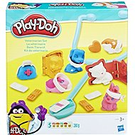 Play-Doh Veterinarian Set Tierarzt Spielset - Knetmasse