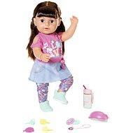 BABY born Older Sister Soft Touch, brünett, 43 cm - Online-Verpackung - Puppe