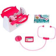 Barbie - Aktentasche des Arztes - Thematisches Spielzeugset