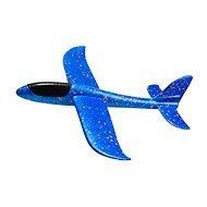 FOXGLIDER Kinderwurfflugzeug - Segelflugzeug blau 48cm - Segelflugzeug