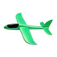 FOXGLIDER Kinderwurfflugzeug - Segelflugzeug grün 48cm - Segelflugzeug