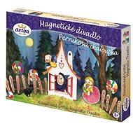 Detoa Magnetisches Theater Lebkuchenhäuschen - Marionette