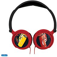 Kopfhörer Lexibook Cars Kopfhörer mit sicherer Lautstärke für Kinder