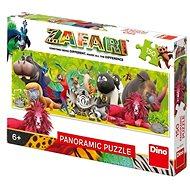 Zafari: Friendship 150 Panorama-Puzzle Neu - Puzzle