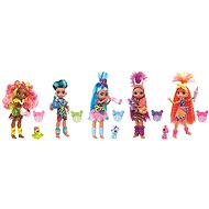 Cave Club Puppe mit Dino - Figuren