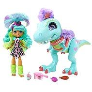 Höhlenclub Rochelle & T-Rex - Figuren