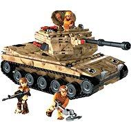Mega Bloks Militärpanzer - Bausatz