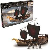 Mega Bloks Game of Thrones Targaryen-Schiff - Bausatz