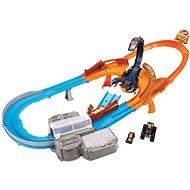 Hot Wheels Monster Trucks Skorpion Spielset - Zubehör für Eisenbahnen