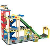 Mega Ramp Racing Set - Puppenhaus