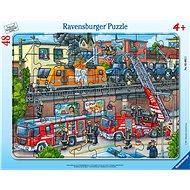 Ravensburger 050932 Feuerwehr 48 Stück - Puzzle