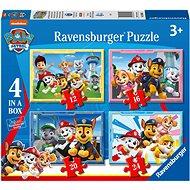 Ravensburger 030651 PAW Patrol 4 in 1