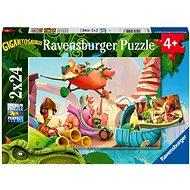 Ravensburger 051267 Gigantosaurus 2x24 Stück