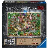 Ravensburger 164837 Exit Puzzle: Im Gewächshaus 368 Stück - Puzzle