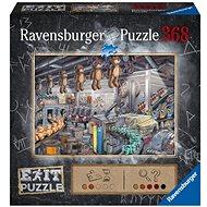 Ravensburger 164844 Exit Puzzle: In einer Spielzeugfabrik 368 Teile - Puzzle