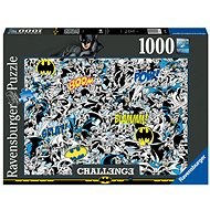 Ravensburger 165131 Batman Challenge 1000 Stück