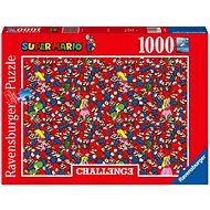 Ravensburger 165254 Super Mario Challenge 1000 Stück