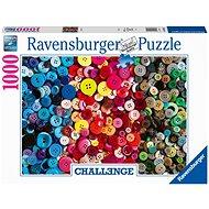 Ravensburger 165636 Knöpfe Challenge 1000 Stück - Puzzle