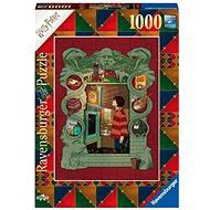 Ravensburger 165162 Harry Potter bei der Weasley-Familie 1000-Teile