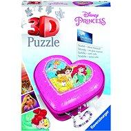 Ravensburger 3D 112340 Disney Princess Heart 54 Stück