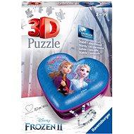 Ravensburger 3D 112364 Herz Disney Eiskönigin 2 54 Stück