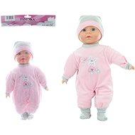 Baby-Puppe mit Soundeffekt - Puppe