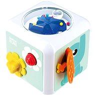 Sensomotorisches Würfelspielzeug - Spielzeug für die Kleinsten