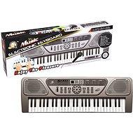 Elektronische Schlüssel 54 graue Schlüssel - Kinderkeybord