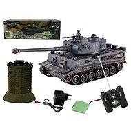 Panzer RC Tiger 1:24 - Panzer mit Fernsteuerung