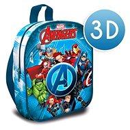 Kids Euroswan 3D Kinderrucksack - Avengers - Kinderrucksack
