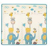 Spielteppich Play Maxi aus Schaumstoff - 200 cm x 180 cm - Spieldecke