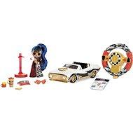L.O.L. Surprise! Rennwagen mit JK Puppe - Auto