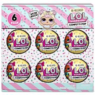 L.O.L. Surprise! Konfetti-Serie 6er-Set - Dawn - Puppe