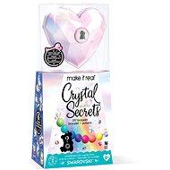 Make It Real Crystal Secrets - Armband mit SWAROVSKI Anhänger - Schmuckherstellungsset