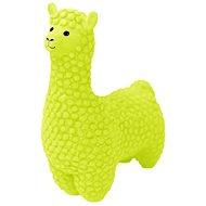 Jumpy Lama grün - Hüpfball/Hüpfstange