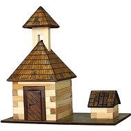 Walachia Holzbaukasten - Glockenturm - Holzbausatz