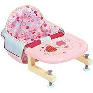 Baby Annabell Esszimmerstuhl mit Tischbefestigung - Zubehör für Puppen