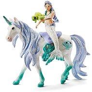 Schleich 42509 Meerjungfrau auf Meereseinhorn Bayala - Figur