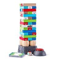 WOODY Tower mit Timer - Elektronisches Spie - Spielt