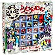 Match DC Comics - Brettspiel