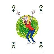 Waddingtons No. 1 Rick & Morty - Kartenspiel