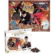 Puzzle - Harry Potter - Quidditch - 1000 Teile - Puzzle