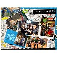 Puzzle - Friends - Scrapbook - 1000 Teile - Puzzle