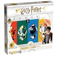 Puzzle - Harry Potter - House Crests - 500 Teile - Puzzle