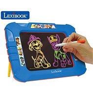 Spielset Lexibook Paw Patrol Neon Zeichentafel