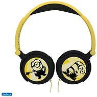 Kopfhörer Lexibook Minions Stereo-Kopfhörer