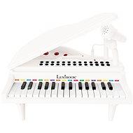 Mini-E-Piano mit Mikrofon und 31 beleuchteten Tasten zum einfachen Lernen - Kinderkeybord